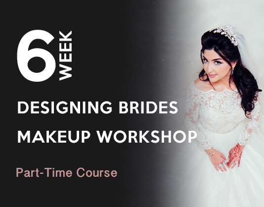 Designing Brides Makeup Workshop small