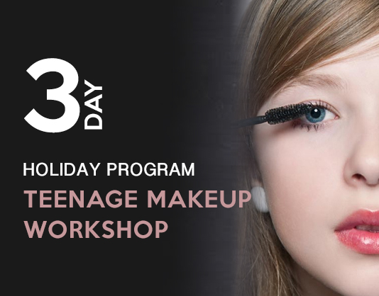 Teenage Makeup Workshop